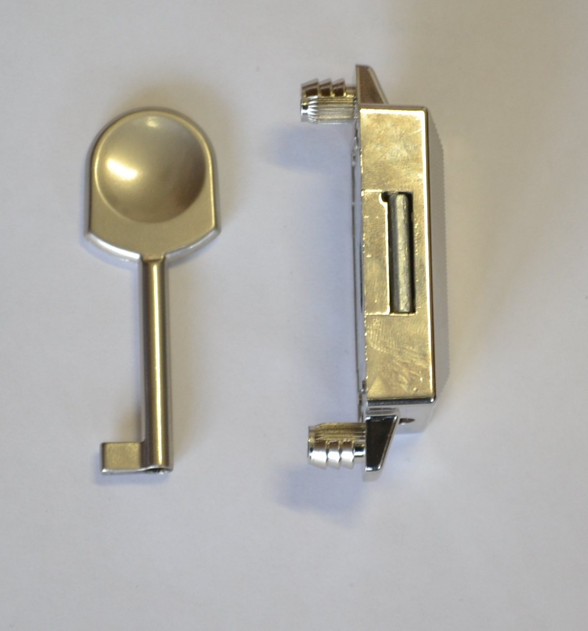 drehstangenschloss mit schlüssel möbelschloss | möbelhandel - stefani